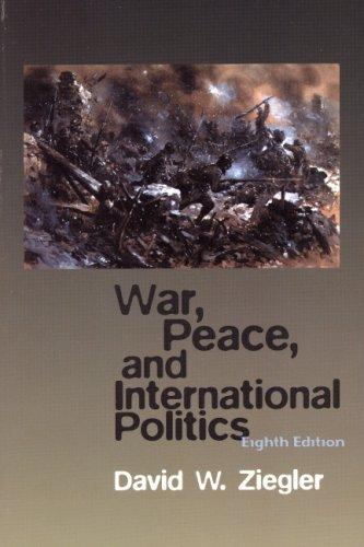 9780205706686: War, Peace, & International Politics- (Value Pack w/MySearchLab) (8th Edition)