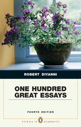 "fifty great essays 4th edition ebook Tutored some of his fellow law students in a variety of subjects and in essay exam   second edition  the material in this ebook also appears in the print  version of this title: 0-07-159146-x  dents whose scores are in the middle 50%  of all scores  don't fear, however we are the ""good geniuses"" trying to get you."