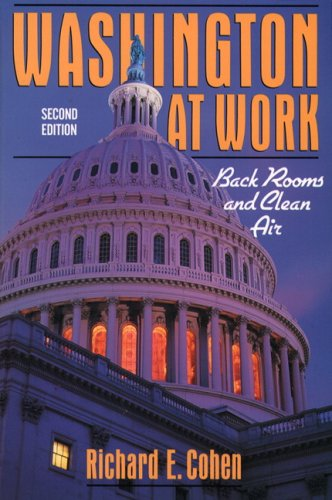 9780205706952: Washington At Work: Back Rooms And Clean Air- (Value Pack w/MySearchLab) (2nd Edition)