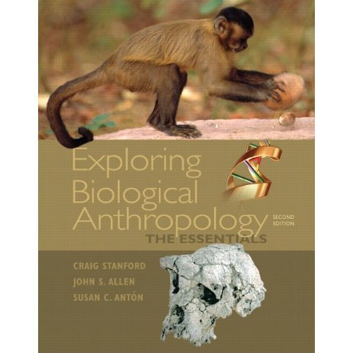 9780205707959: Exploring Biological Anthropology: The Essentials