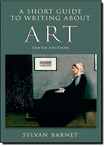 9780205708253: A Short Guide to Writing About Art (The Short Guide)