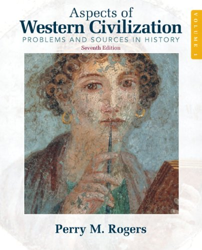 9780205708338: Aspects of Western Civilization: Problems and Sources in History: 1