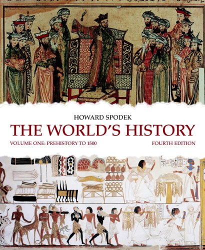 9780205708383: The World's History: Volume 1