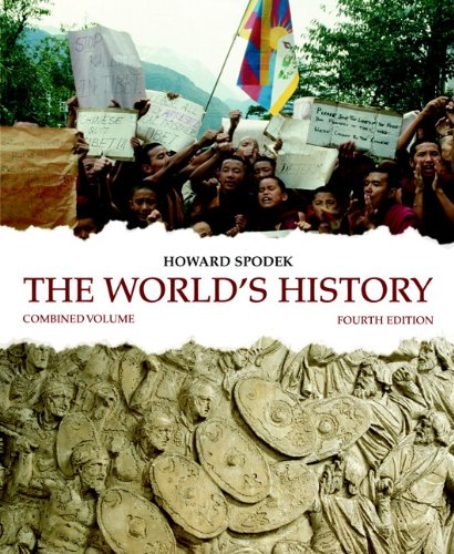 9780205708390: The World's History, 4th Edition