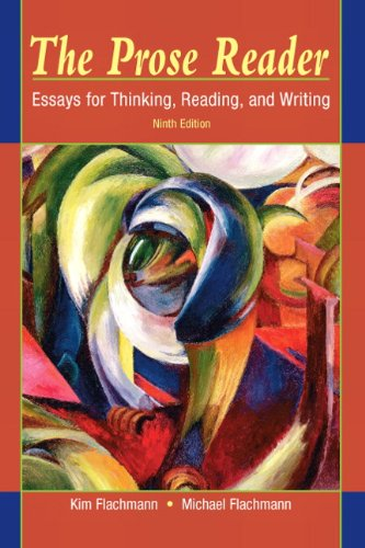 9780205708437: The Prose Reader: Essays for Thinking, Reading, and Writing (9th Edition)