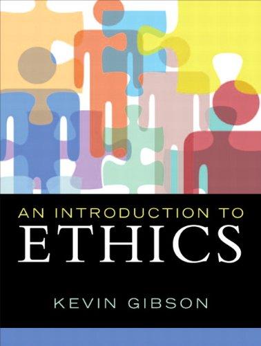 9780205708543: An Introduction to Ethics (Mythinkinglab)