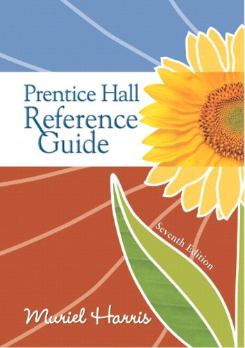 9780205708765: Prentice Hall Reference Guide (with MyWritingLab Student Access Code Card) (7th Edition)