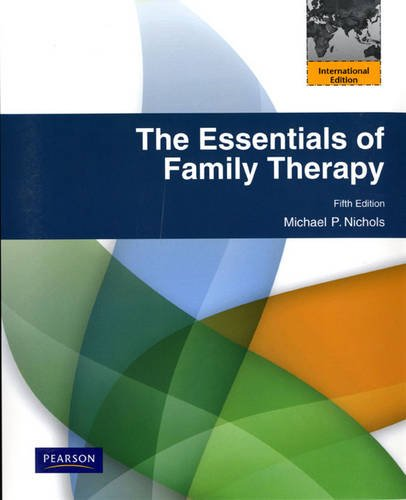 9780205716579: The Essentials of Family Therapy.