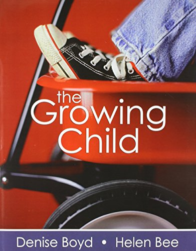 9780205716623: The Growing Child and MyLab Human Development with Pearson eText
