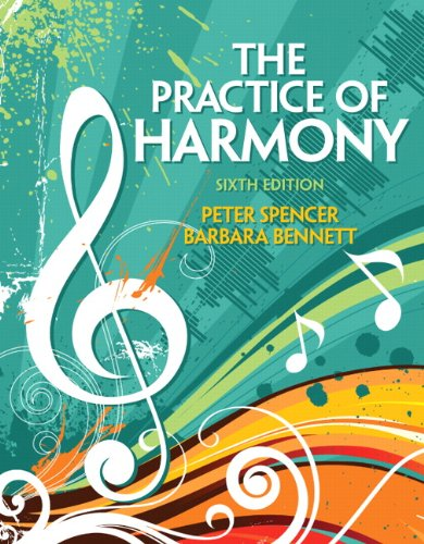 9780205717194: The Practice of Harmony (6th Edition)