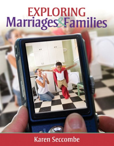 9780205717798: Exploring Marriages and Families