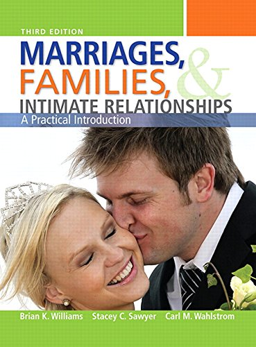 9780205717804: Marriages, Families, and Intimate Relationships (3rd Edition)