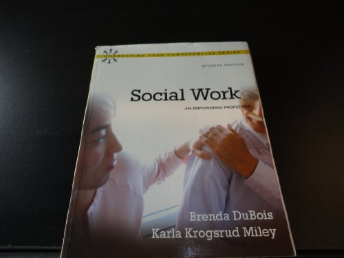 9780205718412: Social Work: An Empowering Profession with MySocialWorkLab and Pearson eText (7th Edition)
