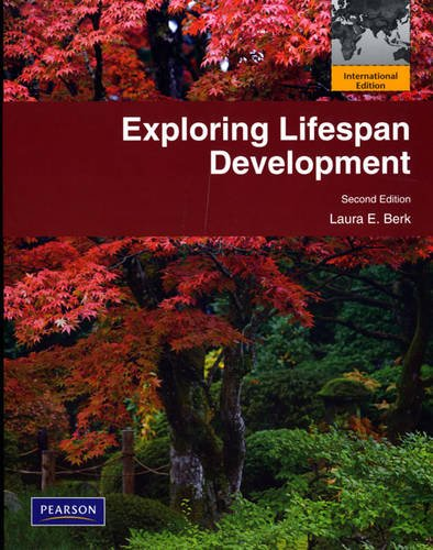 9780205718726: EXPLORING LIFESPAN DEVELOPMENT 2nd/Intern-al Edition