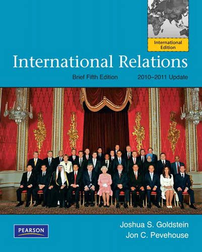 9780205719143: International Relations Brief: 2010-2011 Update