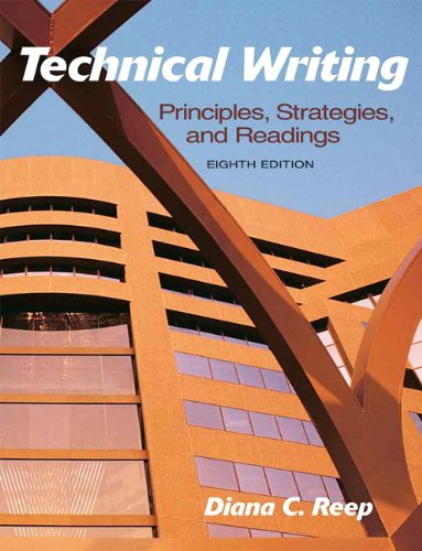 9780205721504: Technical Writing: Principles, Strategies, and Readings (8th Edition)