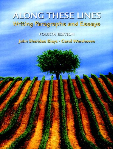 9780205723157: Along These Lines: Writing Paragraphs and Essays (with MyWritingLab Student Access Code Card) (4th Edition)