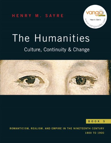 9780205723348: The Humanities: Culture, Continuity, and Change, Book 5 (with MyHumanitiesKit Student Access Code Card)