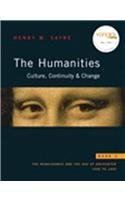 9780205723386: Humanities The: Culture, Continuity, and Change, Book 3 Reprint (with MyHumanitiesKit Student Access Code Card)