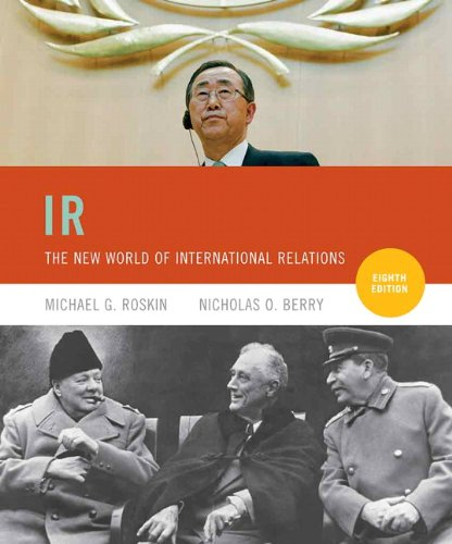 9780205723768: IR: The New World of International Relations (8th Edition)