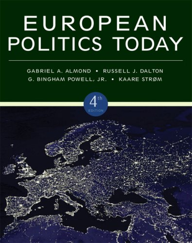 9780205723898: European Politics Today (4th Edition)