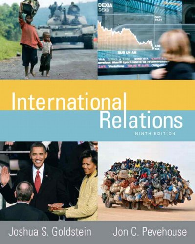 9780205723904: International Relations: United States Edition