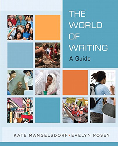 9780205723997: The World of Writing: A Guide
