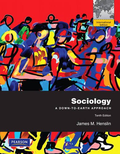 9780205725069: Sociology: A Down-To-Earth Approach