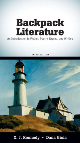 9780205727582: Backpack Literature: An Introduction to Fiction, Poetry, Drama, and Writing (3rd Edition)