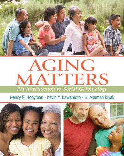9780205727643: Aging Matters: An Introduction to Social Gerontology