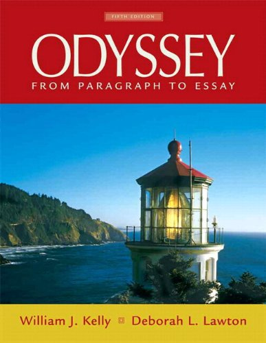 9780205727988: Odyssey: Paragraph to Essay (with MyWritingLab Student Access Code Card) (5th Edition)