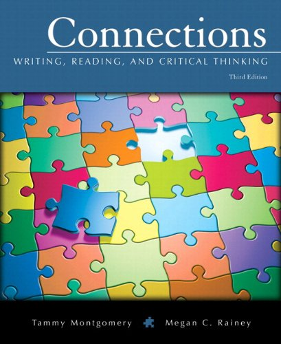 9780205728022: Connections: Writing, Reading, and Critical Thinking (with MyWritingLab Student Access Code Card) (3rd Edition)