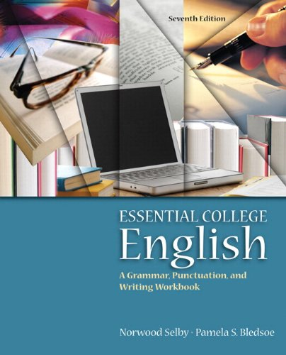 9780205728039: Essential College English (with MyWritingLab Student Access Code Card) (7th Edition)