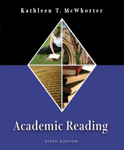 9780205728046: Academic Reading (with MyReadingLab Student Access Code Card) (6th Edition)