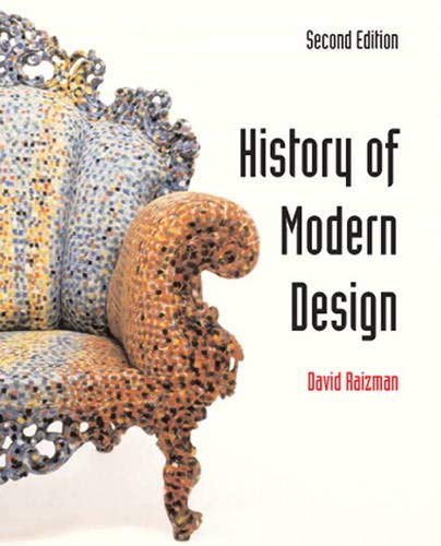 9780205728503: History of Modern Design (2nd Edition) (Fashion Series)