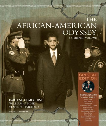 9780205728787: The African-American Odyssey: Special Edition, Combined Volume (4th Edition)