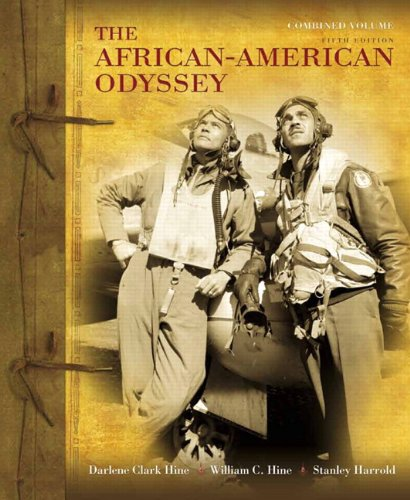 9780205728817: African-American Odyssey, The, Combined Volume (5th Edition)