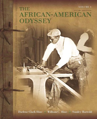 9780205728862: African-American Odyssey, The, Volume 1 (5th Edition)