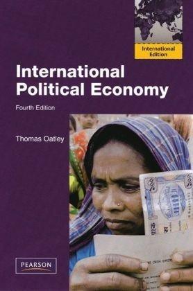 9780205730261: International Political Economy: International Edition