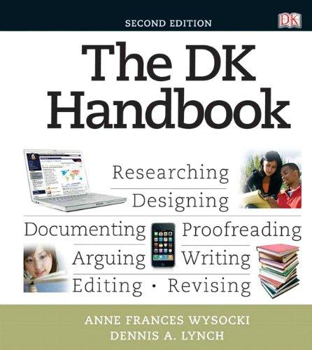 9780205730766: The DK Handbook (2nd Edition)