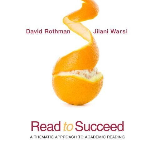 9780205731190: Read to Succeed: Thematic Approach to Academic Reading