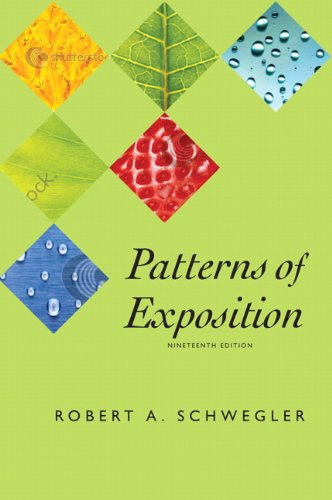 9780205731770: Patterns of Exposition (19th Edition)