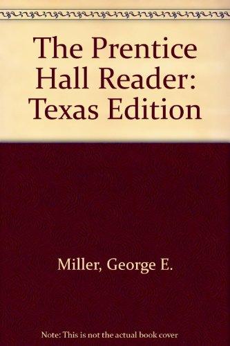 9780205731961: The Prentice Hall Reader: Texas Edition