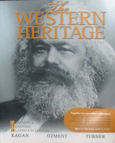 ap euro kagan western heritage 8th edition Is there any website i can go to where i can get notes for the book the western heritage this is for my ap  western heritage seventh edition  kagan.