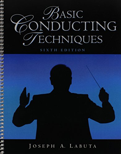 9780205732685: Basic Conducting Techniques with Media DVD (6th Edition)