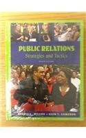 9780205733439: Public Relations: Strategies and Tactics with MyCommunicationLab and Pearson eText (9th Edition)