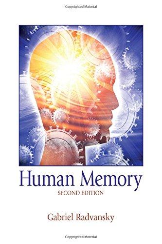 9780205734825: Human Memory (2nd Edition)