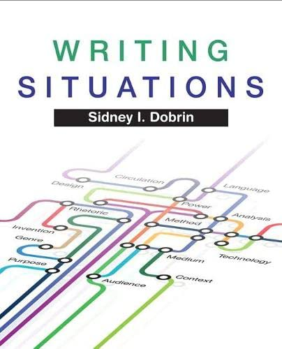 9780205735433: Writing Situations