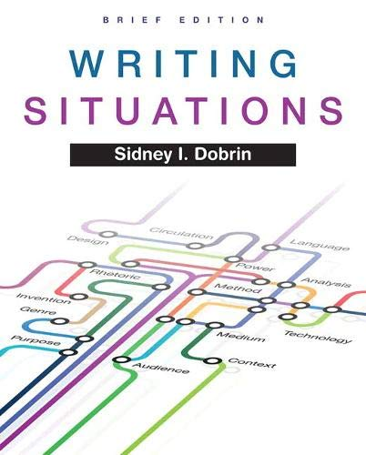 9780205735648: Writing Situations, Brief Edition