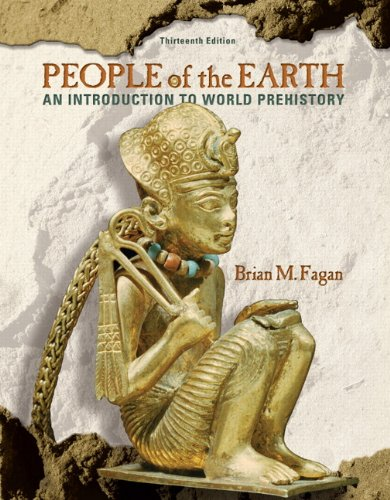 9780205735679: People of the Earth: An Introduction to World Pre-History (13th Edition)